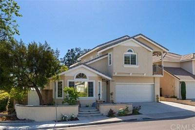 Rancho Santa Margarita Single Family Home For Sale: 21151 Pennington Lane