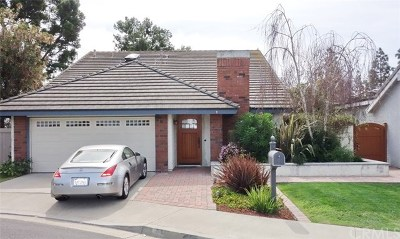 Irvine Single Family Home For Sale: 8 Badger Pass