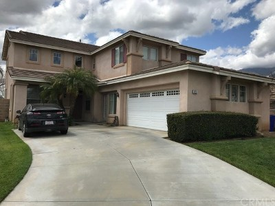 Rancho Cucamonga Single Family Home For Sale: 9726 Via Esperanza