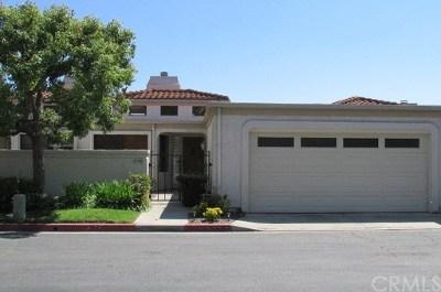Mission Viejo Condo/Townhouse For Sale: 27766 Alfabia #15