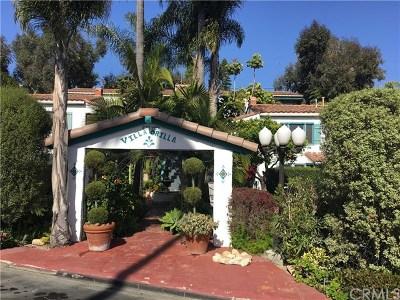 Dana Point Rental For Rent: 33910 Orilla Road #5