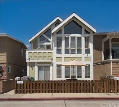 Newport Beach Single Family Home For Sale: 207 40th Street