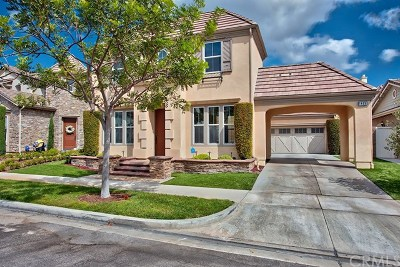 Tustin Single Family Home For Sale: 1405 Kallins Street