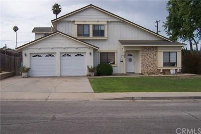 Santa Maria Single Family Home For Sale: 708 Grand Court