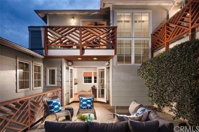 Laguna Beach Single Family Home For Sale: 107 High Drive