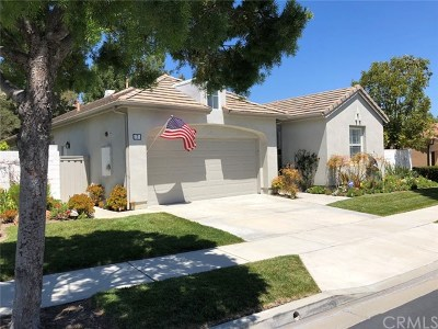 San Clemente Single Family Home For Sale: 7 Camino Del Prado