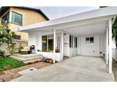 Laguna Beach Single Family Home For Sale: 767 Saint Anns Drive