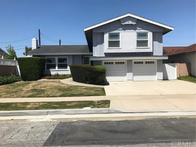 Huntington Beach Single Family Home For Sale: 9301 Mokihana Drive