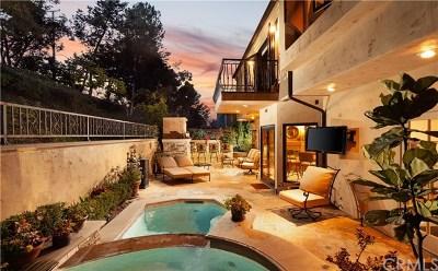 Newport Beach Single Family Home For Sale: 3043 Corte Portofino