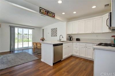 Oceanside Single Family Home For Sale: 4210 Lewis Street