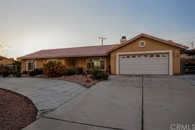 Hesperia Single Family Home For Sale: 15840 Dalscote Street