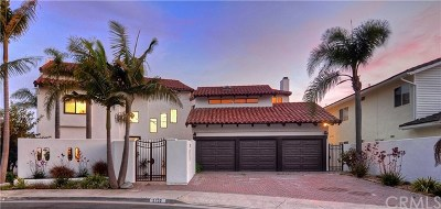 Huntington Beach Single Family Home Active Under Contract: 3732 Nimble Circle