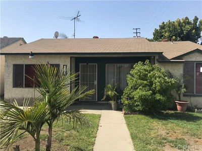 Downey CA Single Family Home For Sale: $475,000