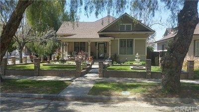 Riverside Single Family Home For Sale: 3491 Mulberry Street
