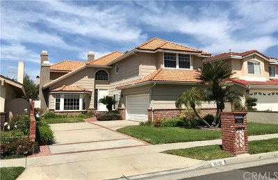 Fountain Valley Single Family Home For Sale: 18201 S 2nd Street