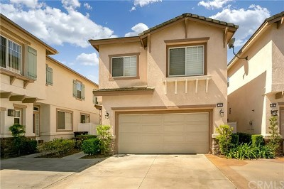 Aliso Viejo Condo/Townhouse For Sale: 100 Woodcrest Lane