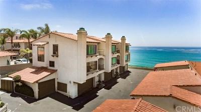 San Clemente Condo/Townhouse For Sale: 268 Avenida Montalvo #1