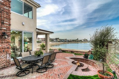 Huntington Beach Single Family Home For Sale: 16951 Coral Cay Lane