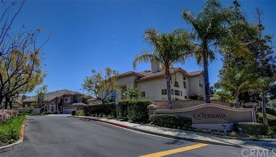 Yorba Linda Condo/Townhouse For Sale: 23820 Nicole Way