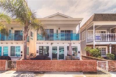 Newport Beach Rental For Rent: 124 35th Street