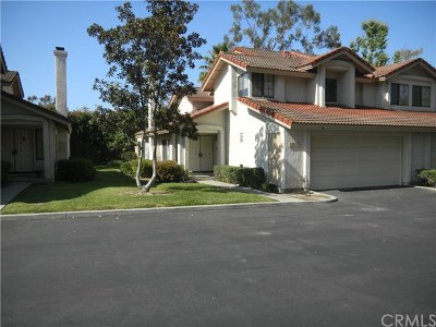 Laguna Hills Condo/Townhouse Active Under Contract: 8 Ash Creek Lane #90