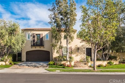 Irvine Single Family Home For Sale: 114 Symphony