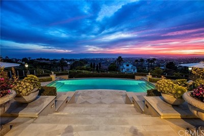Newport Coast Single Family Home For Sale: 3 Canyon