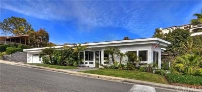 San Clemente Single Family Home For Sale: 307 Boca Del Canon
