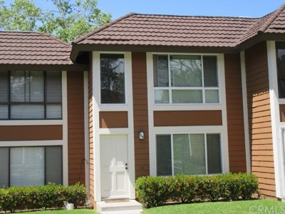 Lake Forest Condo/Townhouse For Sale: 25885 Trabuco Road #249