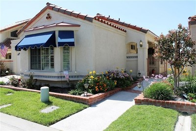 Mission Viejo Single Family Home For Sale: 28405 Borgona