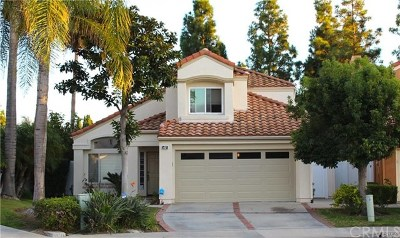 Irvine Single Family Home For Sale: 48 Sorrento
