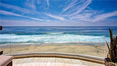 Laguna Beach Single Family Home For Sale: 1155 Gaviota Drive