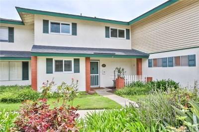 Huntington Beach Single Family Home Active Under Contract: 20294 Gardenia Drive