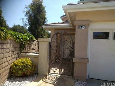 Laguna Niguel Single Family Home Active Under Contract: 25052 Pathway Drive