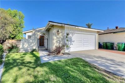Mission Viejo Single Family Home For Sale: 21434 La Capilla