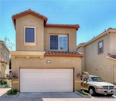 Rancho Santa Margarita Condo/Townhouse For Sale: 14 Calle De Vida