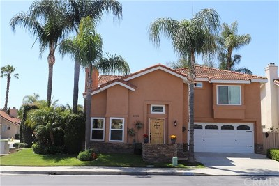 Laguna Niguel Single Family Home For Sale: 24882 Vista Magnifica