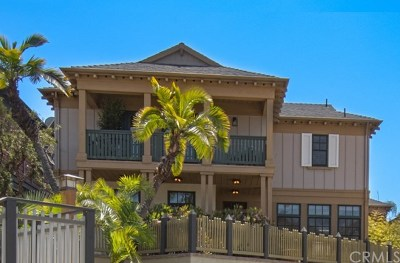 Corona Del Mar Condo/Townhouse For Sale: 2530 Bungalow Place