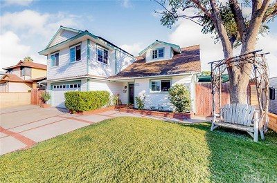 Laguna Hills Single Family Home For Sale: 25161 Tasman Road