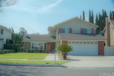 Anaheim Hills Single Family Home For Sale: 7570 E Camino Tampico