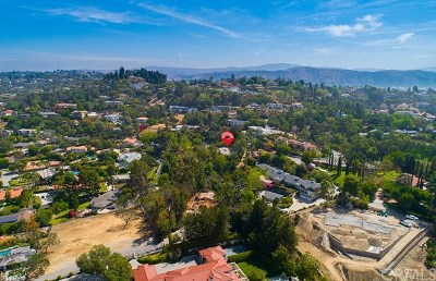 North Tustin Single Family Home For Sale: 1662 Foothill Boulevard