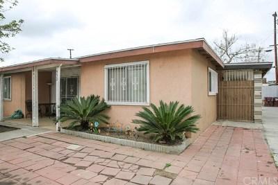 Santa Ana Multi Family Home For Sale: 932 Fair Way