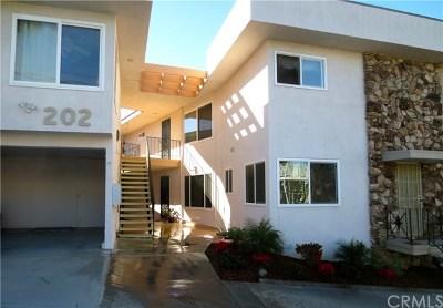 San Clemente Rental For Rent: 202 S Calle Seville Apt #F