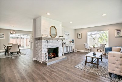 Costa Mesa Single Family Home For Sale: 235 Virginia Place