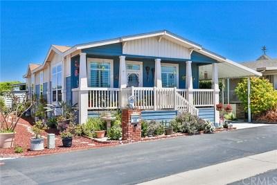 Huntington Beach Mobile Home For Sale: 16222 Monterey Ln.