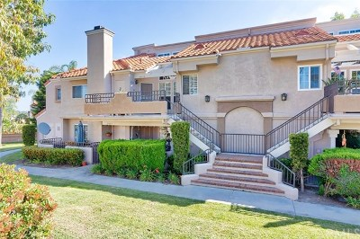 Laguna Niguel Condo/Townhouse For Sale: 27353 Young Drive