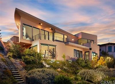 Laguna Beach Single Family Home For Sale: 1572 Skyline Drive