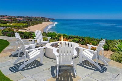 Dana Point Single Family Home For Sale: 37 Monarch Bay Drive