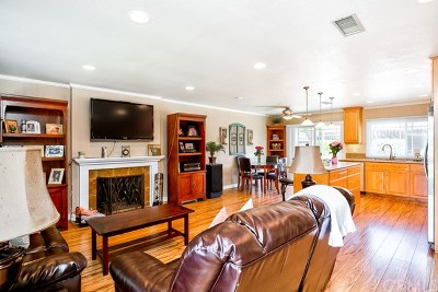 Laguna Hills Single Family Home For Sale: 22631 Genova
