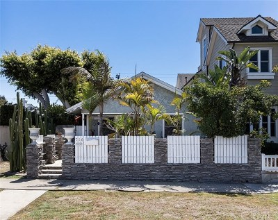 Huntington Beach CA Single Family Home For Sale: $849,999